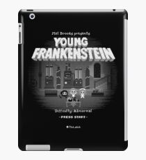 YOUNG FRANKENSTEIN 16-bit iPad Case/Skin