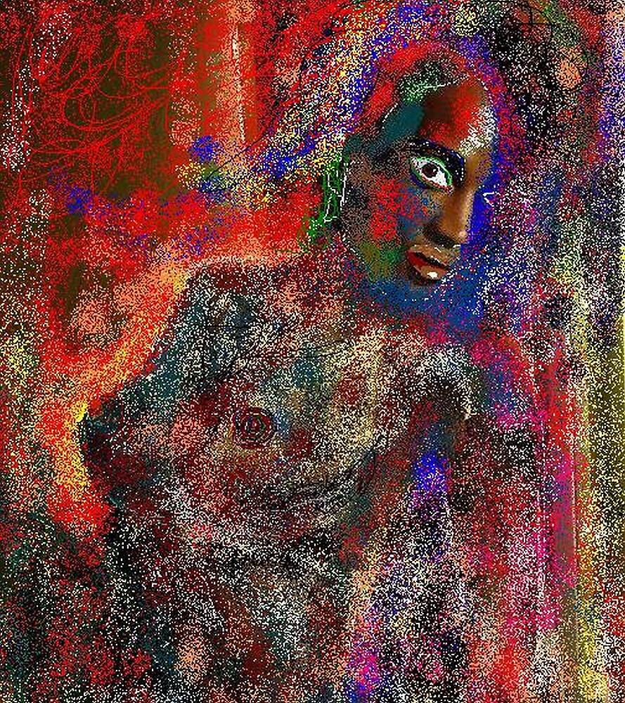 Black Venus by bellocom83