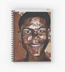Treyvon Martin Spiral Notebook