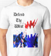 Defend the West Unisex T-Shirt
