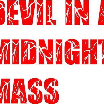 A devil in a midnight mass by Daaxx