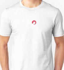 Gagong Classic White Red OG Font Unisex T-Shirt