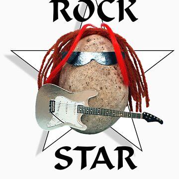 Hard Rock Star by rockbottom