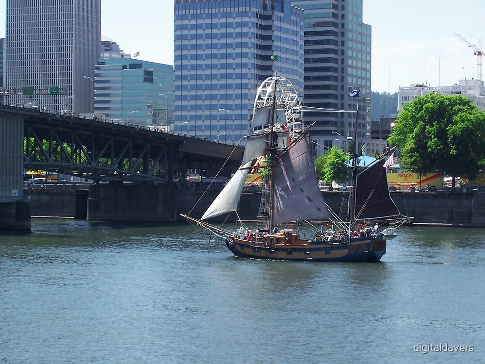 Pirates of the Willamette II by digitaldavers