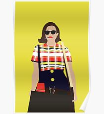 Peggy Olson Mad Men Poster