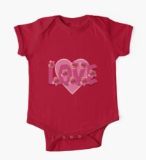 Flower Love Kids Clothes