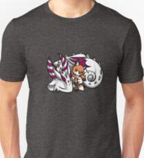 Dragon with Fox Plushie Unisex T-Shirt