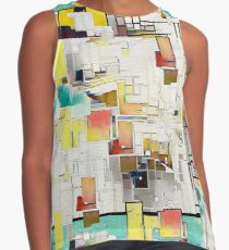 On The Grid Contrast Tank
