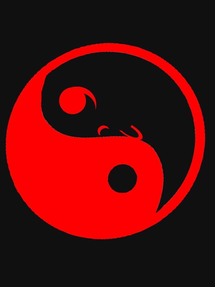 Yin yang Whale by reynarte