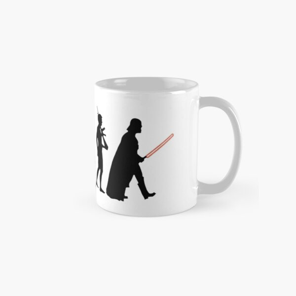 Dark side of Evolution Classic Mug