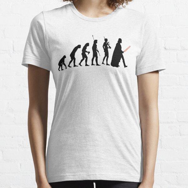 Dark side of Evolution Essential T-Shirt