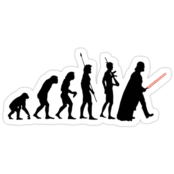Dark side of Evolution by franko179