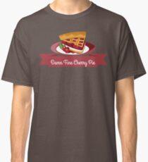 Twin Peaks Cherry Pie Classic T-Shirt