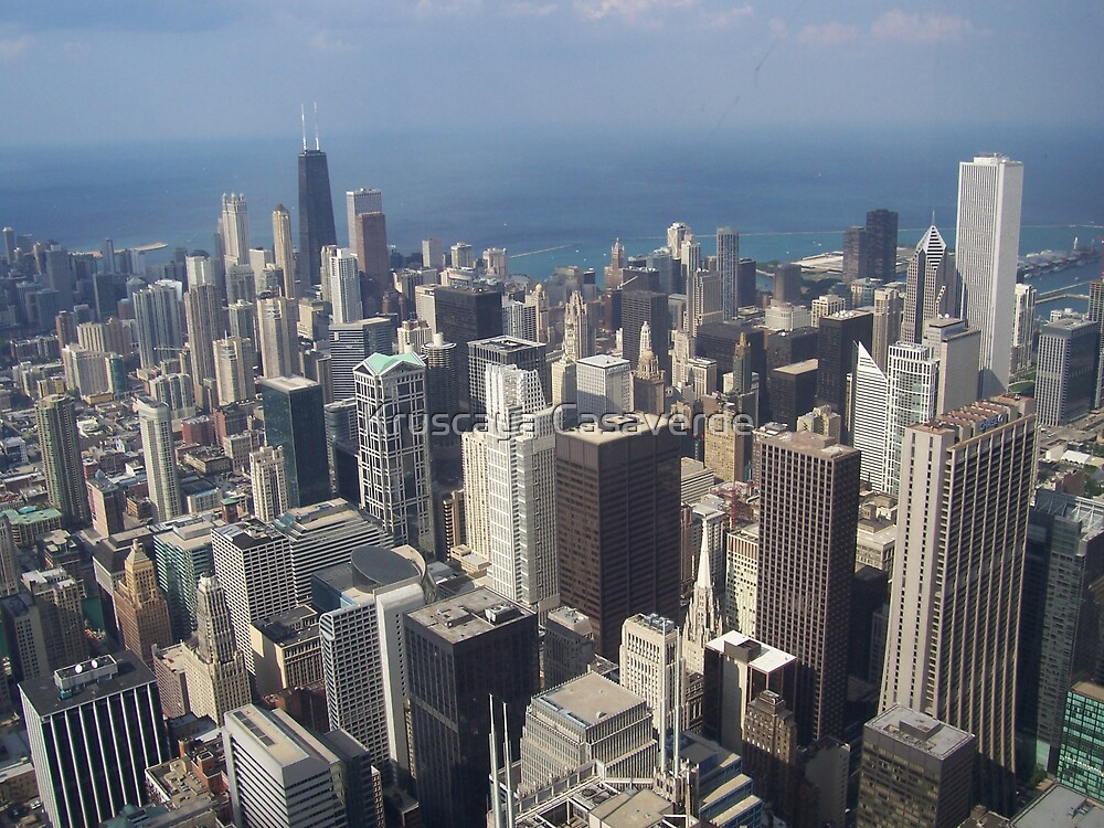 Chicago by Kruscaya Casaverde