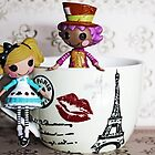 A Mad Tea Party  by Evita