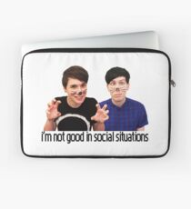 Dan and Phil Laptop Sleeve