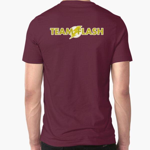team flash Slim Fit T-Shirt