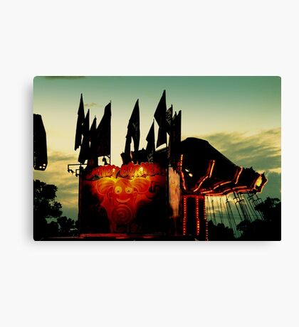 Candy Corner Canvas Print