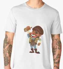 BLU Demoman Men's Premium T-Shirt