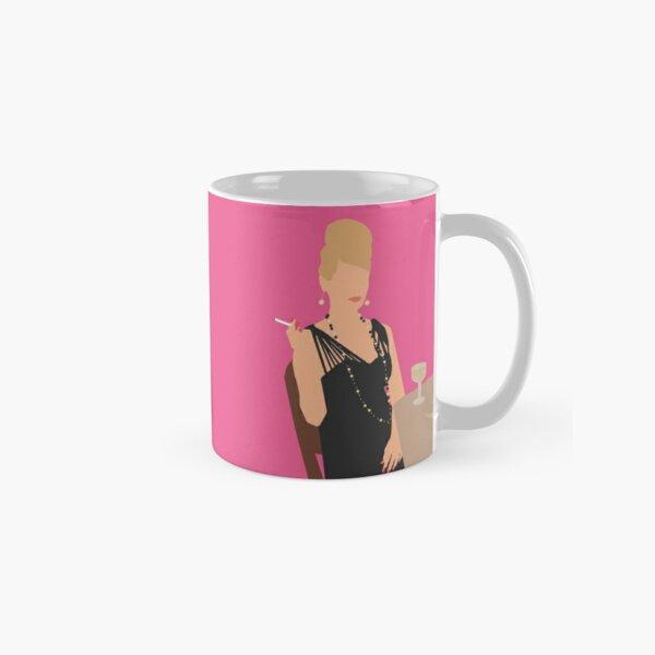 Betty Draper Mad Men Mug classique