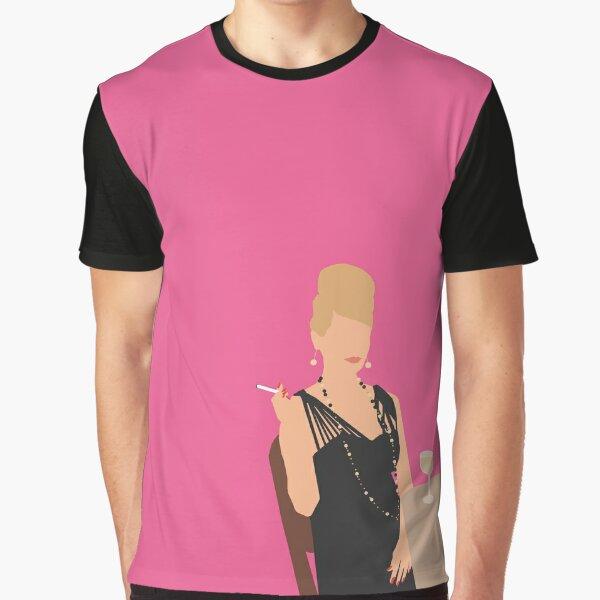 Betty Draper Mad Men Graphic T-Shirt