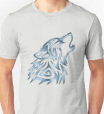 Tribal Howl Steel T-Shirt