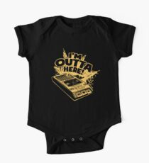 BATIM™ I'm Outta Here! One Piece - Short Sleeve
