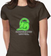 Dinosaurs need love too... T-Shirt