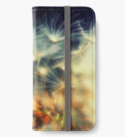 Alles ist zu sein ... iPhone Flip-Case