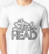 Sneaker Head Unisex T-Shirt