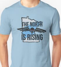 Minnesota United FC - The North is Rising Unisex T-Shirt