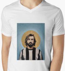 Soccer # 2 - Andrea Pirlo Men's V-Neck T-Shirt