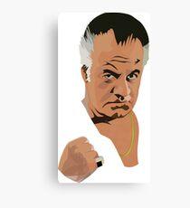 Uncle Paulie - Sopranos Canvas Print