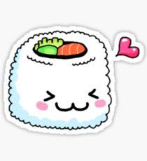 Kawaii Sushi Sticker