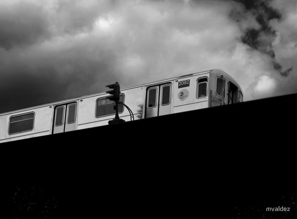 7 Train by mvaldez