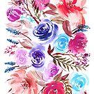 Almafi Floral by boelterdesignco