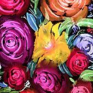 Florence Floral by boelterdesignco