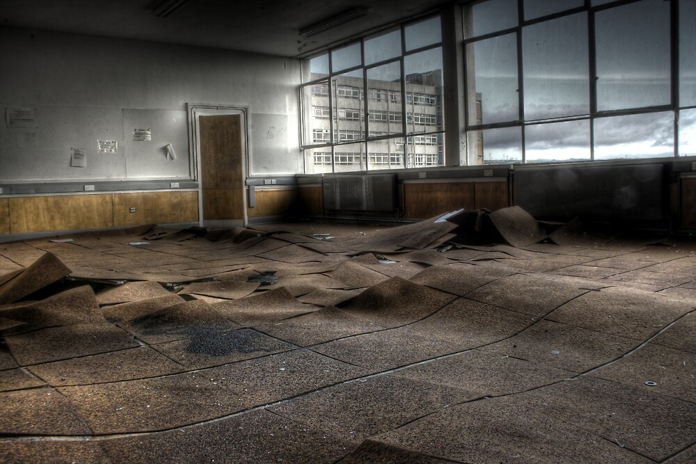 Wanted: Good Carpet Fitter by Richard Shepherd