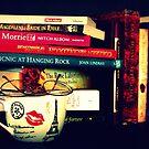 Books And Tea  by Evita