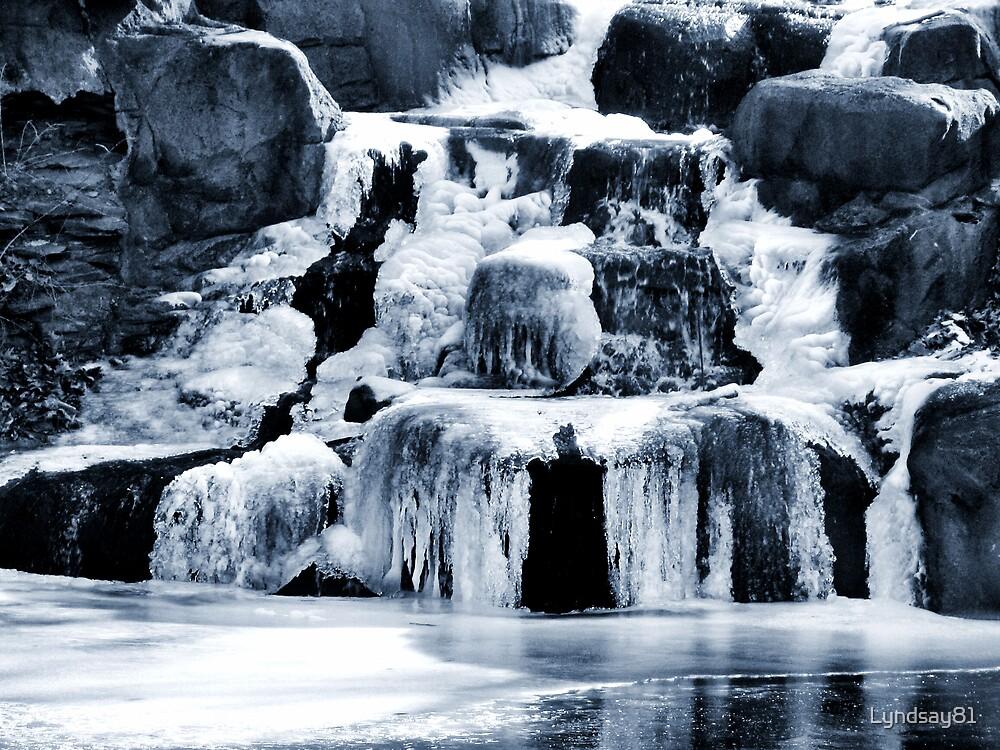 Frozen Water by Lyndsay81