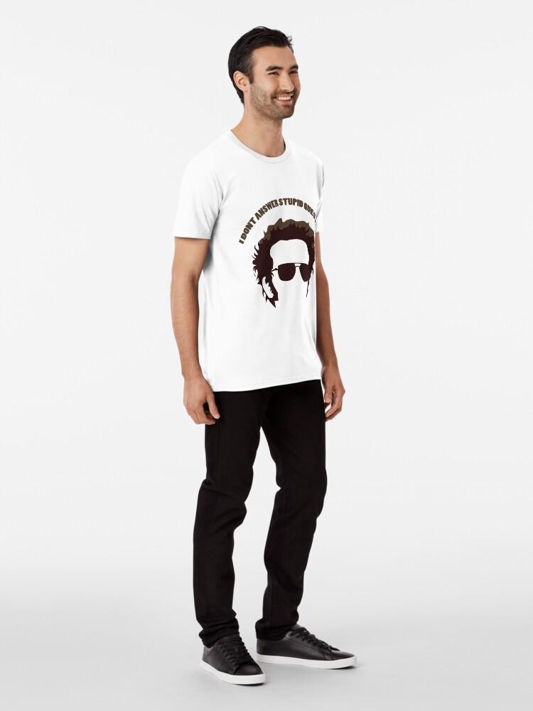 Alternative Ansicht von Hyde - Die 70er Show Premium T-Shirt