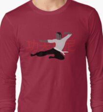 Kendrick Lamar - Kung Fu Kenny Long Sleeve T-Shirt