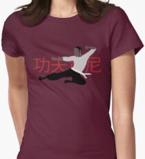 Kendrick Lamar - Kung Fu Kenny Women's Fitted T-Shirt