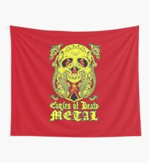 Eagles of Death Metal Girls Wall Tapestry