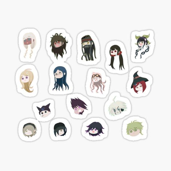 DanganRonpa V3 - Ultimate Collection Sticker
