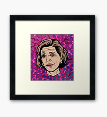 Lucille Bluth Framed Print