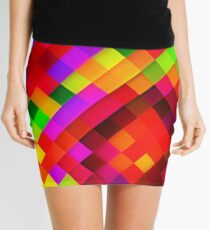 Tech Genius Mini Skirt