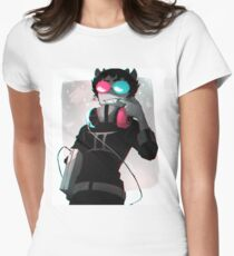 Sollux 2 Womens Fitted T-Shirt