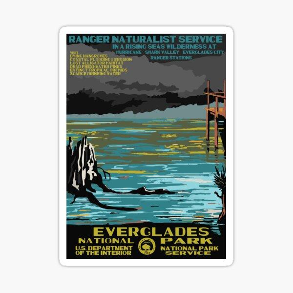National Parks 2050: Everglades Sticker