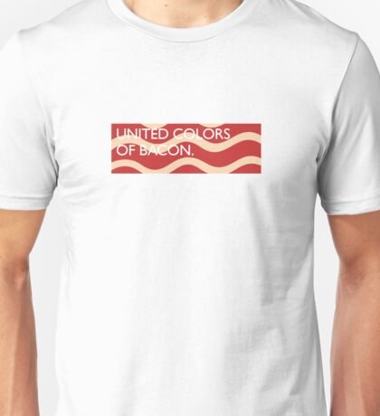 United Colors of Bacon T-Shirt